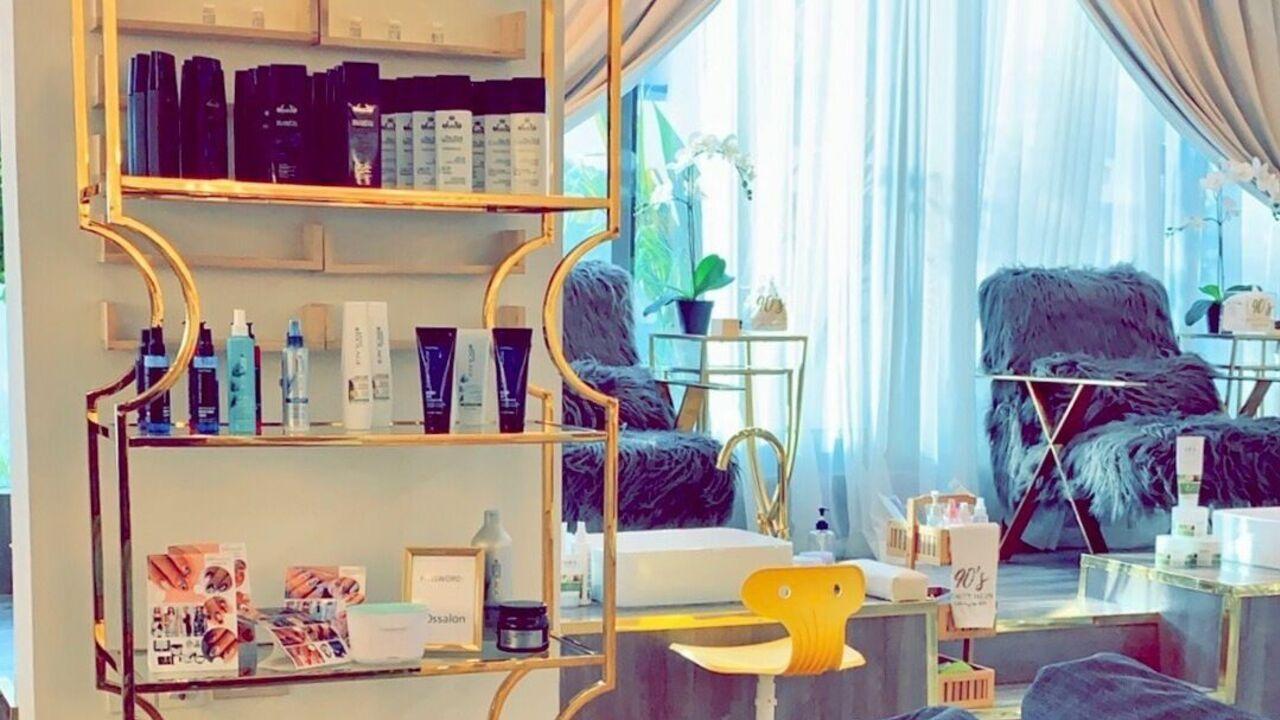 Beauty Salon Al Rigga Dubai | Best Salon Home Service in Al Rigga Dubai